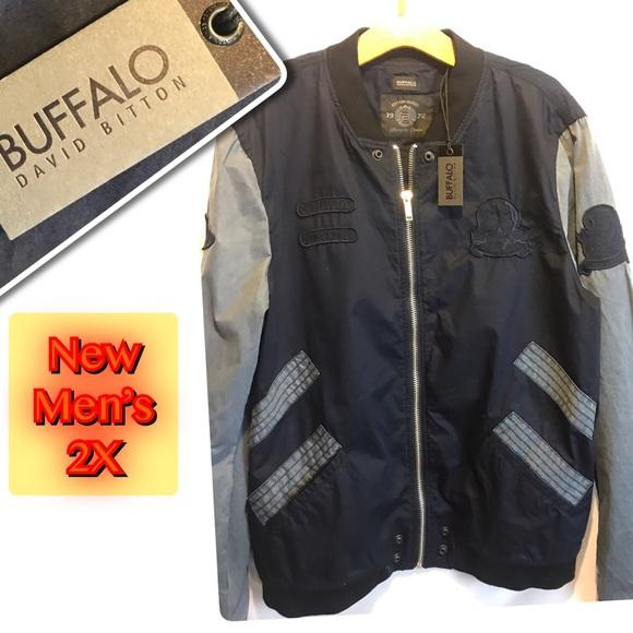 Buffalo David Bitton Other - Buffalo David Britton Men's Jacket 2X
